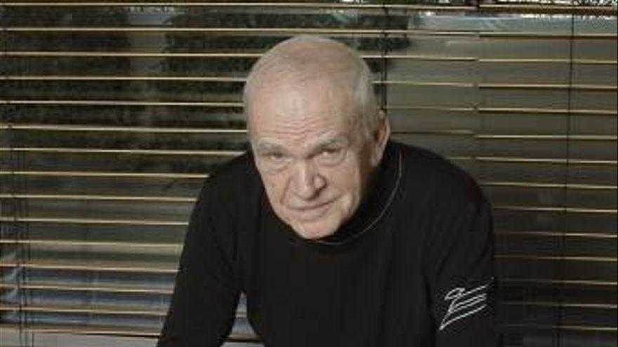 Un Nobel para Kundera
