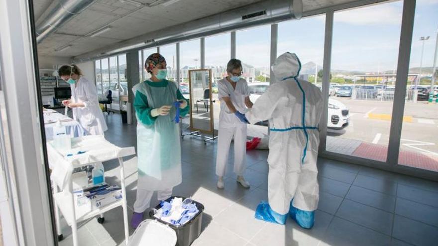 El 4% de la población de la Safor ya se ha infectado de coronavirus