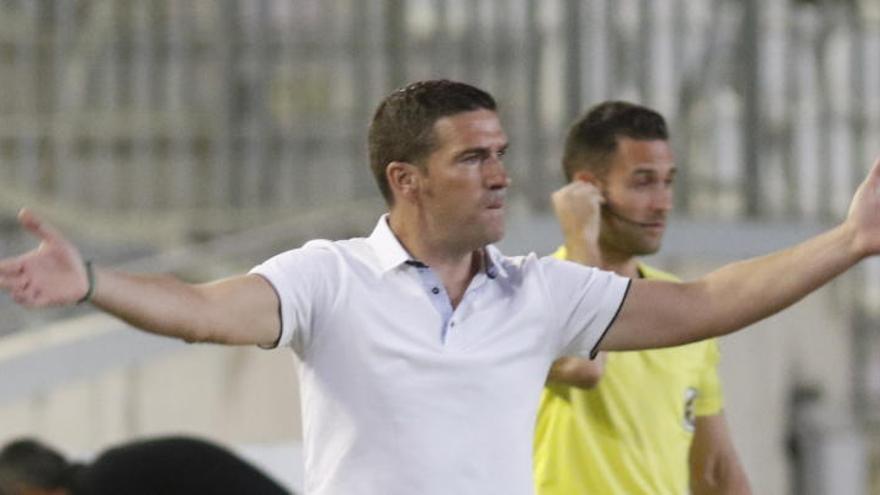 El FC Cartagena ficha a Luis Carrión como entrenador