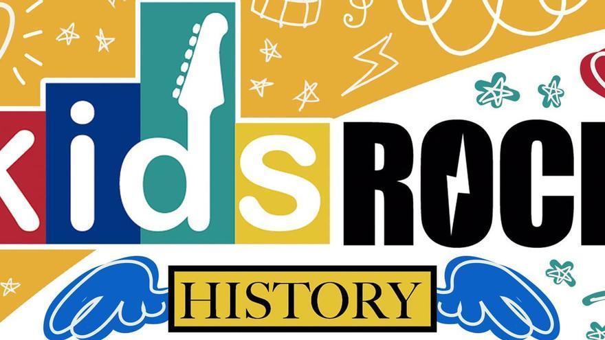 Kids Rock History