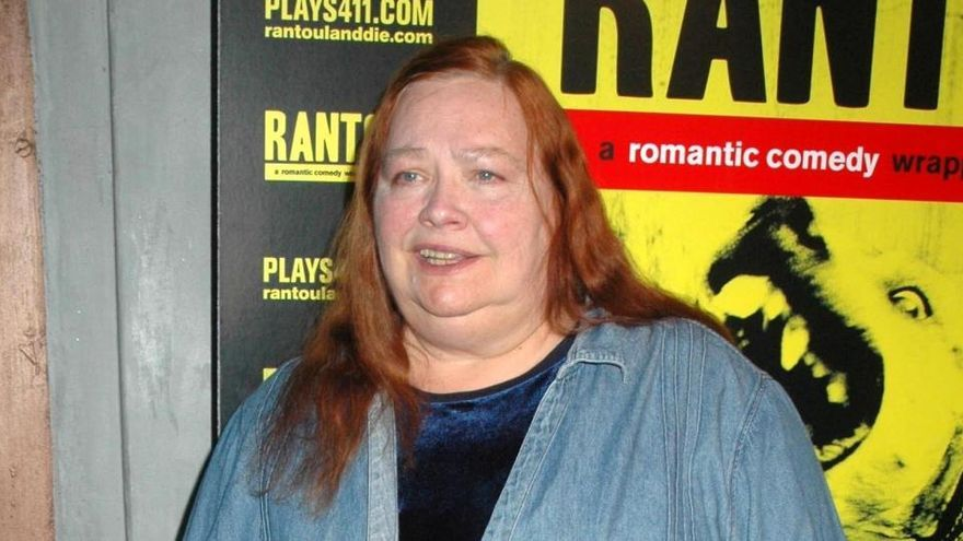 Muere Conchata Ferrell, actriz de 'Dos hombres y medio'