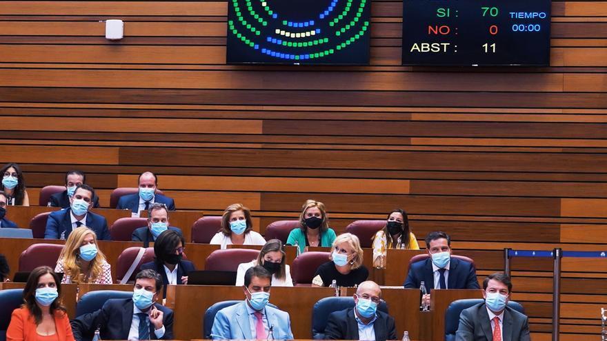 Las Cortes exigen al Gobierno un nuevo fondo COVID para 2022