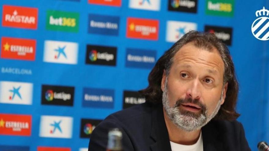 L'Espanyol destitueix Abelardo i s'encomana a Rufete per rebre el Reial Madrid