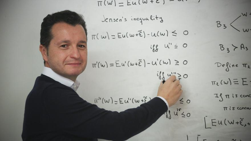 Iván Payá: «Nuestra investigación permite alertar de burbujas inmobiliarias»