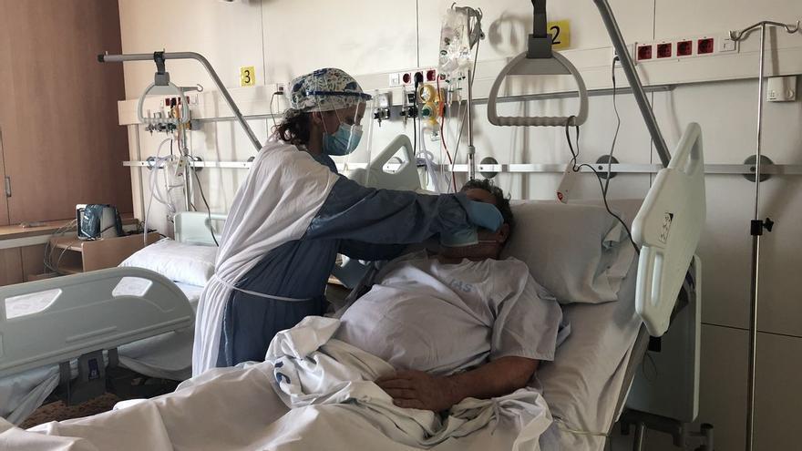 Un brote de Covid-19 causa la muerte a siete ancianos de una residencia
