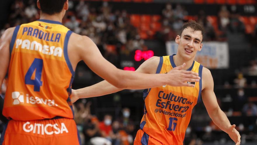 Ante la adversidad... más L'Alqueria del Basket