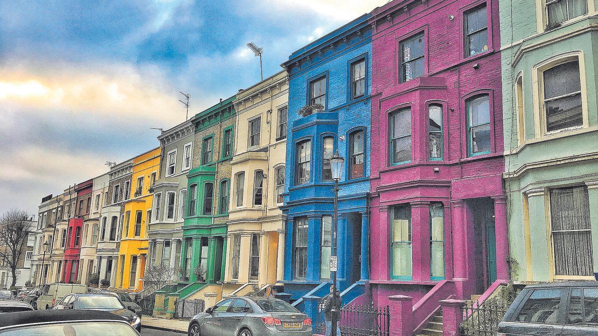 Notting Hill és un recés de bon gust