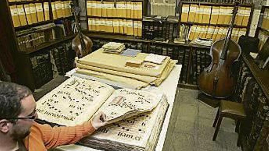 La Unesco incluye el 'Códice Calixtino' en el Registro de la Memoria del Mundo