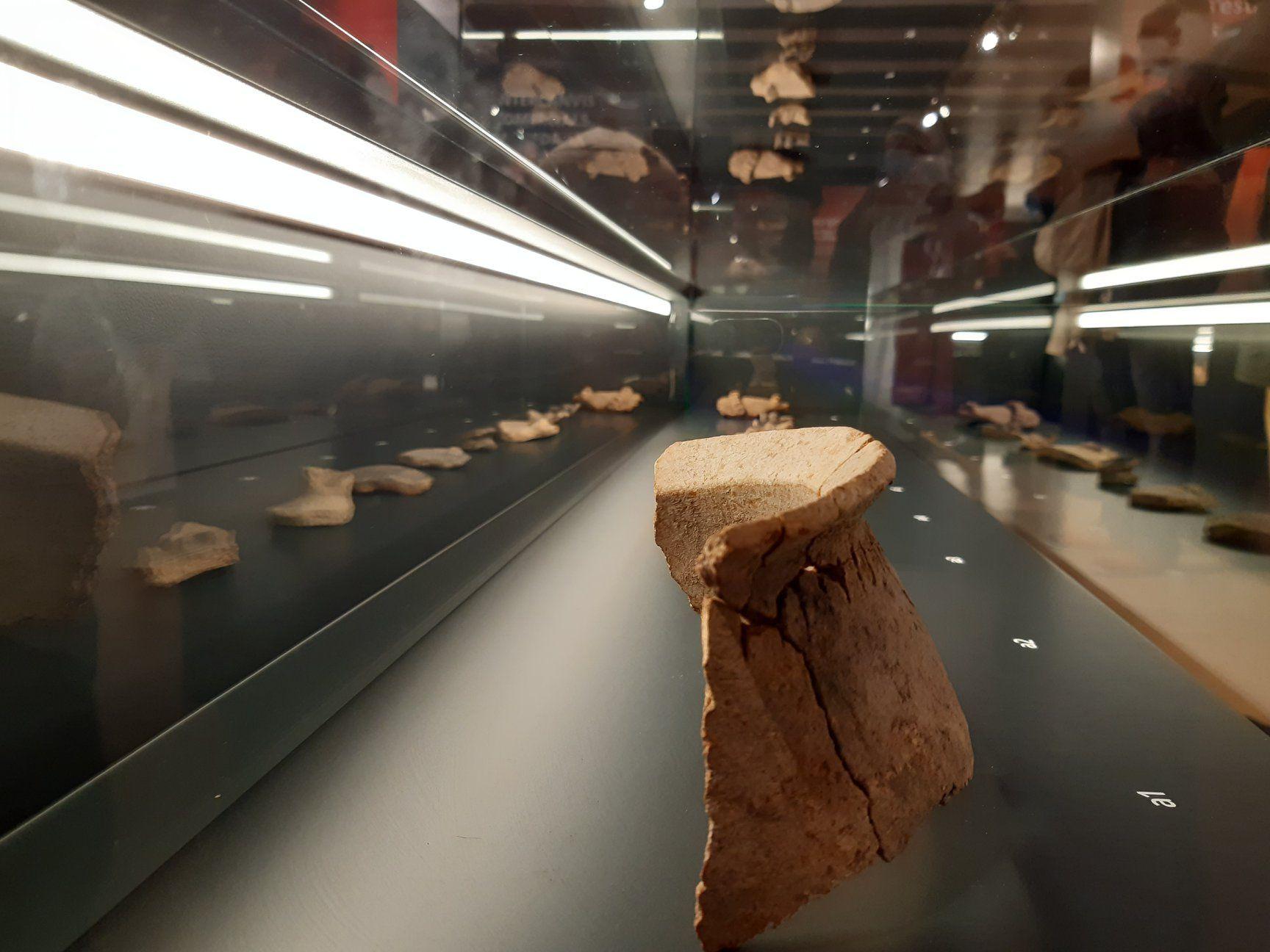 Benicarló inaugura en el Mucbe la exposición 'Terra d'Ibers'