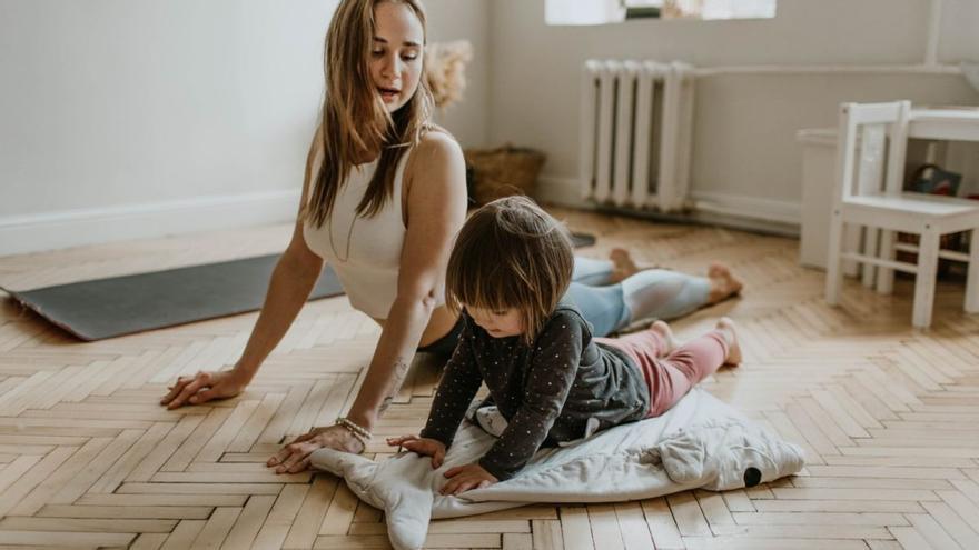5 propuestas de blogs de yoga para hacer con nuestros hijos