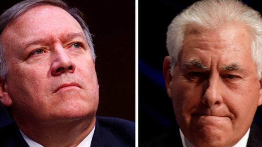 La Casa Blanca planea sustituir a Rex Tillerson