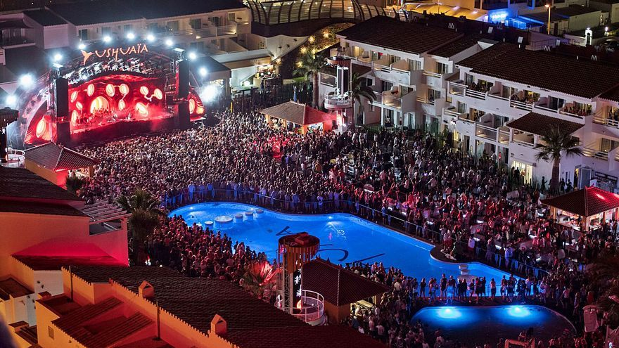El primer ensayo en una discoteca de Ibiza se hará dentro de un mes