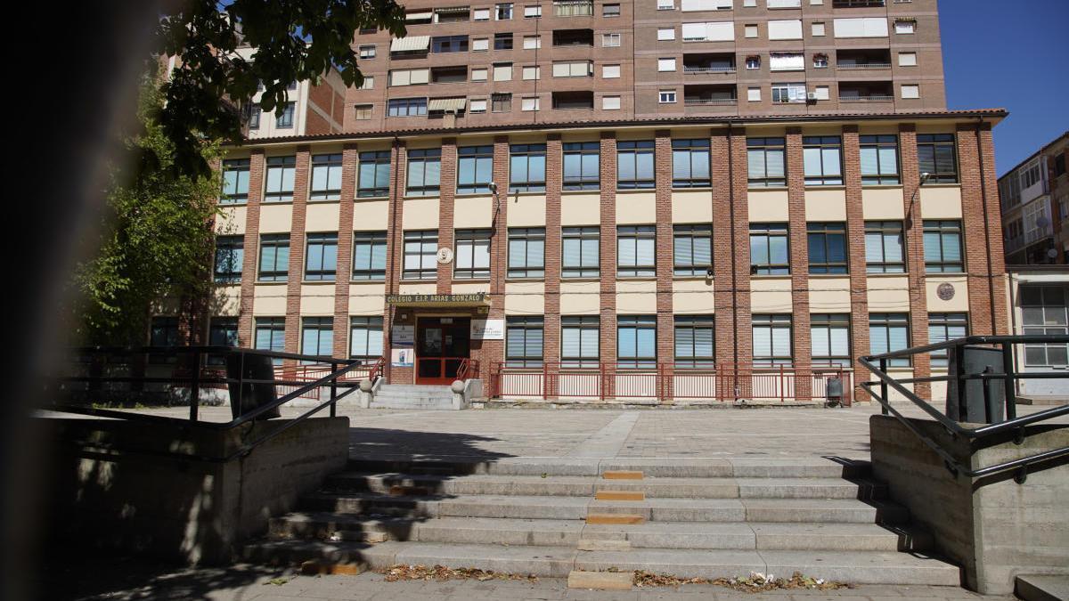 Colegio Arias Gonzalo de Zamora.