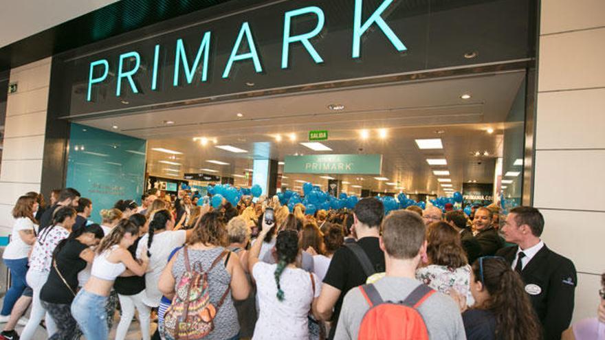 Primark compra el local de su tienda en Fan Mallorca