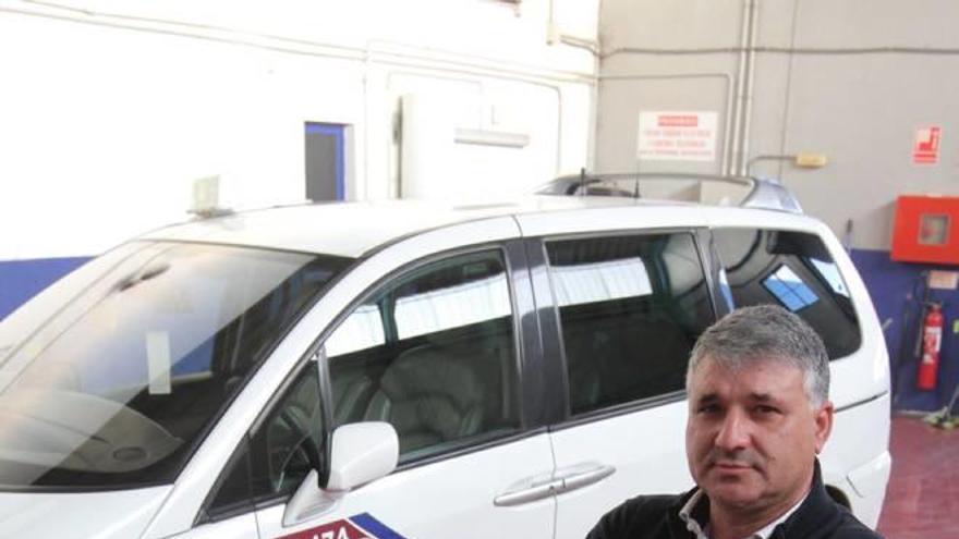 "Rodríguez: ""Estamos empezando a blindarnos contra las plataformas VTC"""
