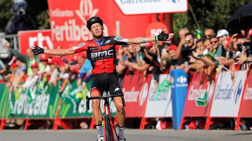 De Marchi guanya l'onzena etapa de la Vuelta a Espanya