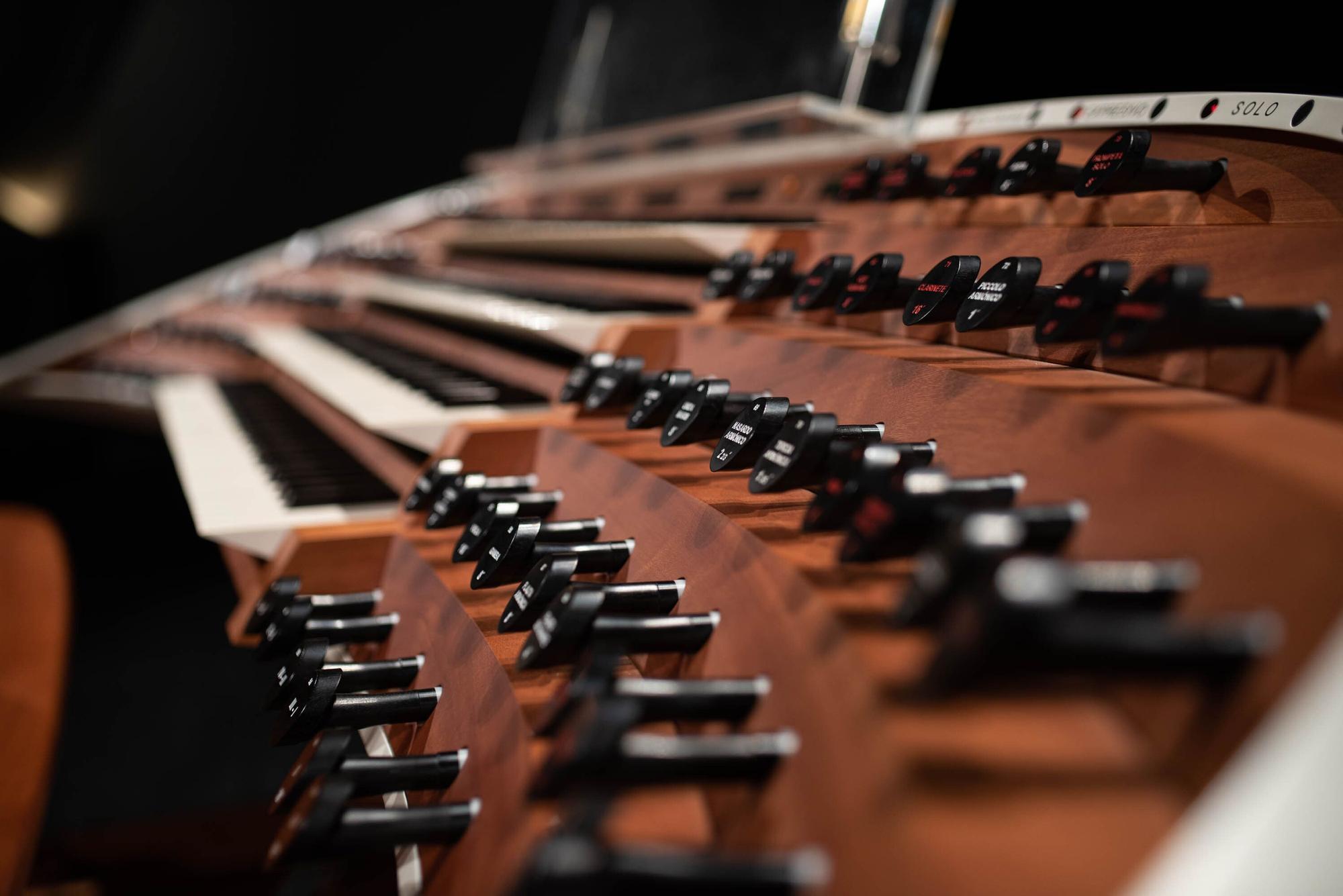 El órgano del Auditorio de Tenerife Adán Martín