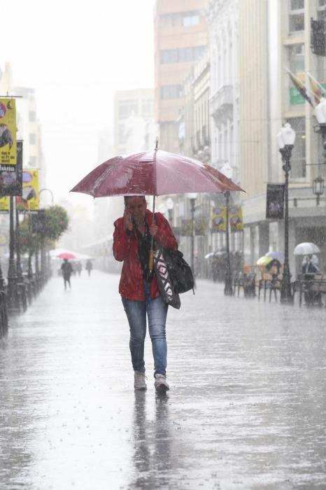 Fotos de lluvia  | 03/04/2019 | Fotógrafo: Tony Hernández