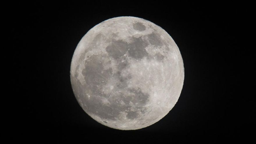 Superluna y eclipse: así será el fenómeno astronómico del año, que podrá verse mañana en Asturias