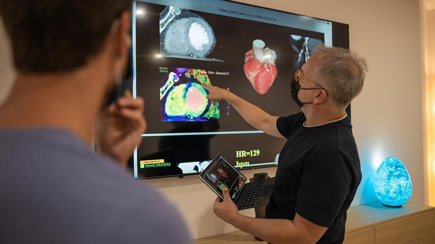 El diagnóstico por imagen reduce un 80% la mortalidad por enfermedad cardiovascular