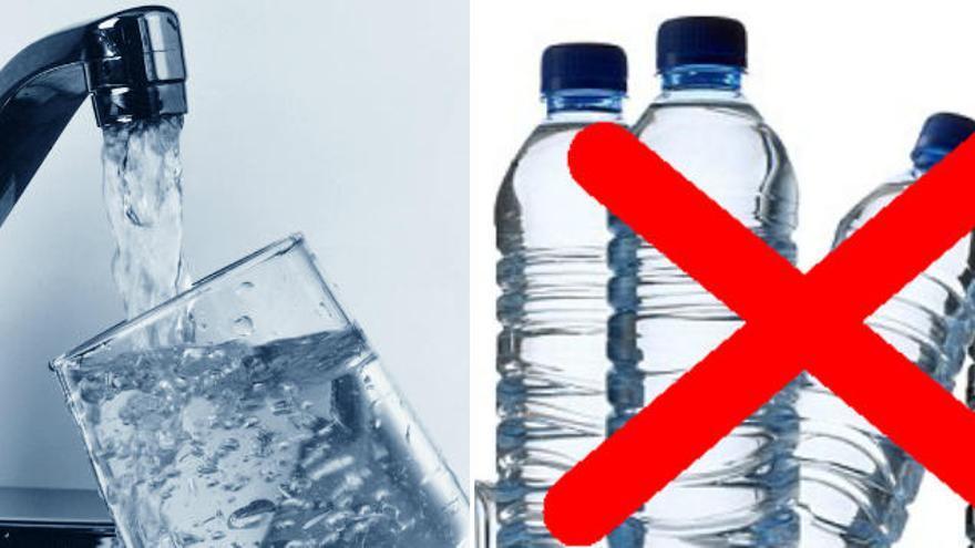 Els bars de Mallorca, obligats a donar aigua de l'aixeta gratis