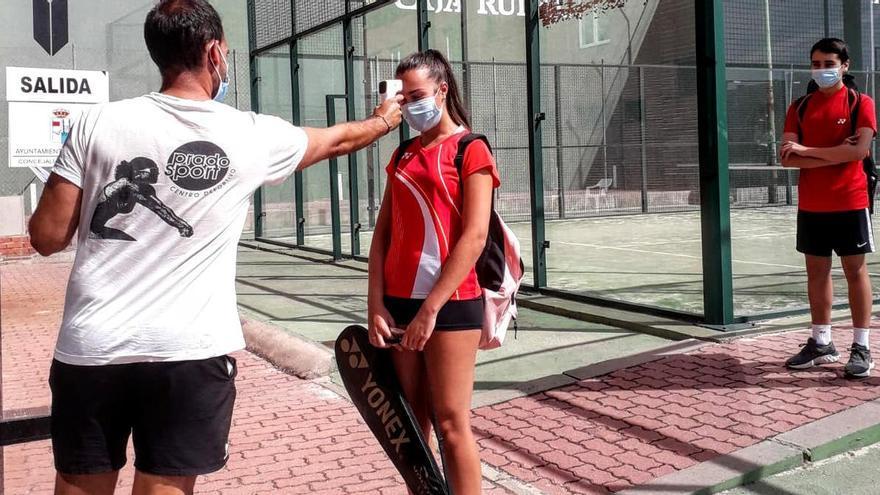 El badminton reanuda su actividad en Zamora