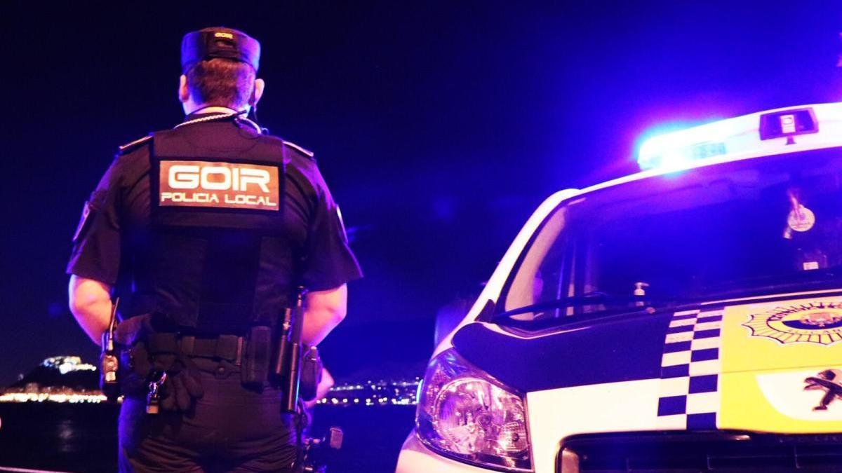 102 denuncias por no llevar mascarilla, consumir alcohol en la vía pública y drogas