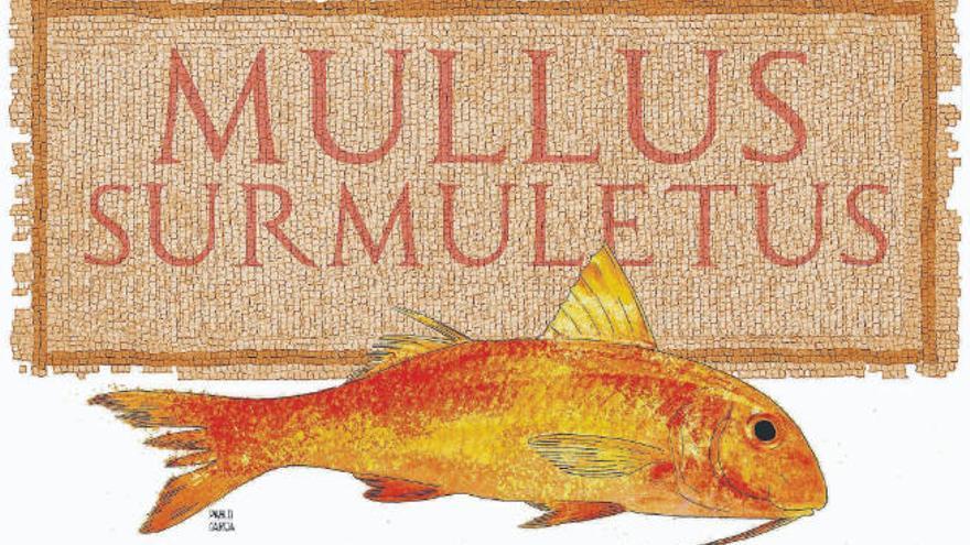 Una de romanos y salmonetes