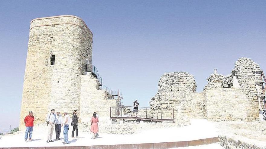 El 1,5% cultural destina 920.000 euros para actuar en Torreparedones en Baena