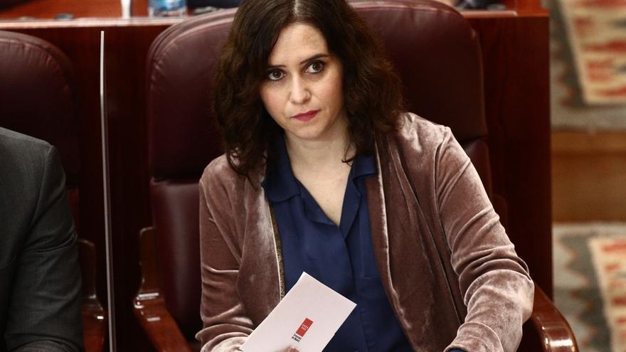 Así está el reparto de diputados en la Asamblea de la Comunidad de Madrid