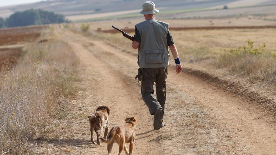 La media veda de caza se abre el sábado en la provincia de Zamora
