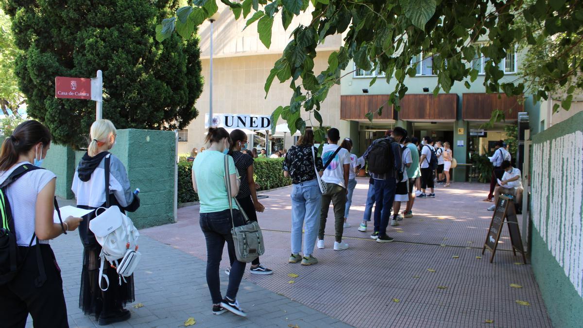 La UNED cuenta con el mayor campus de Europa.
