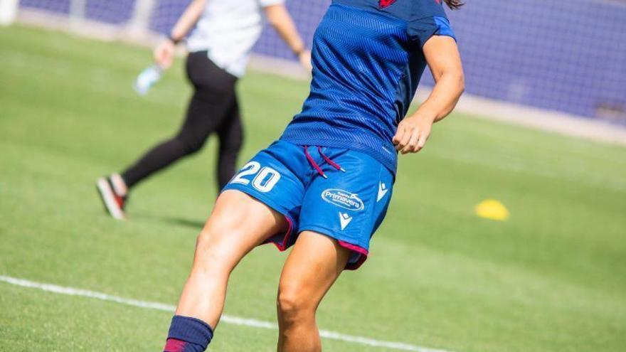La cordobesa Rocío Gálvez se mide a su exequipo