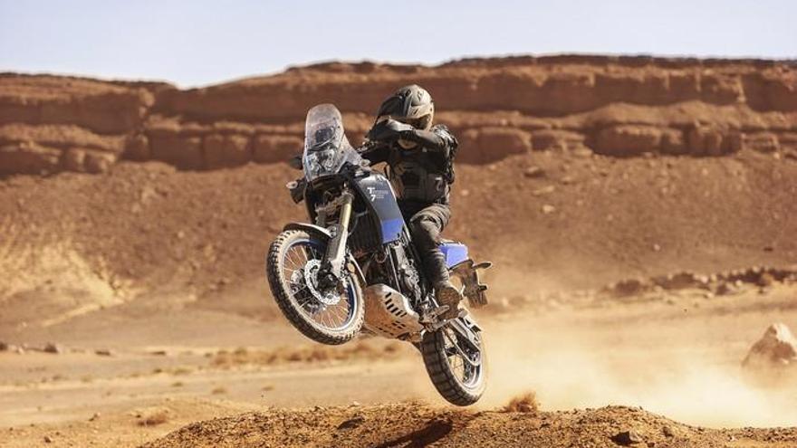 Ténéré 700: Una estirpe forjada en el desierto