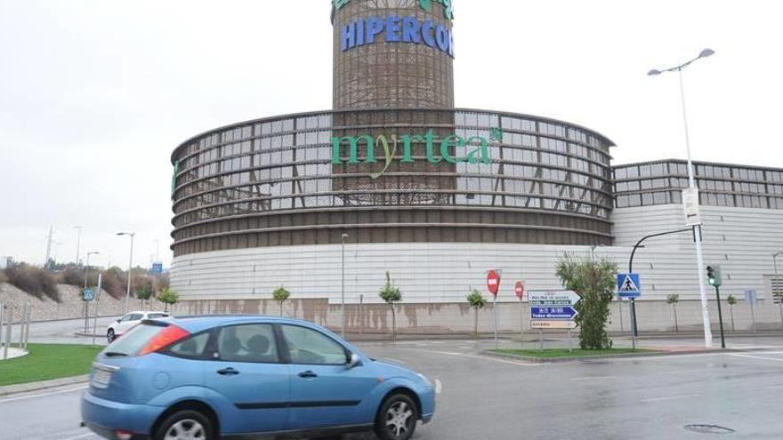 El dueño de Pikolin aboca al cierre al centro comercial Myrtea a partir del 1 de noviembre