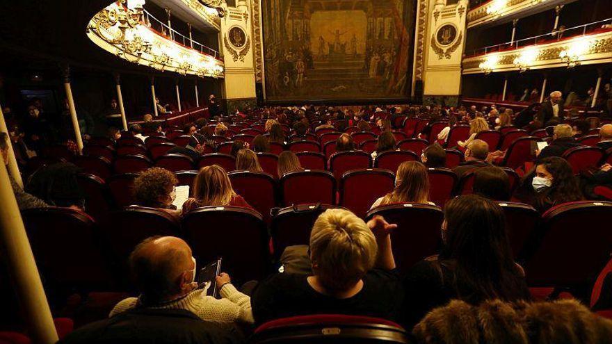 Las artes escénicas en Aragón pierden un 76% de público