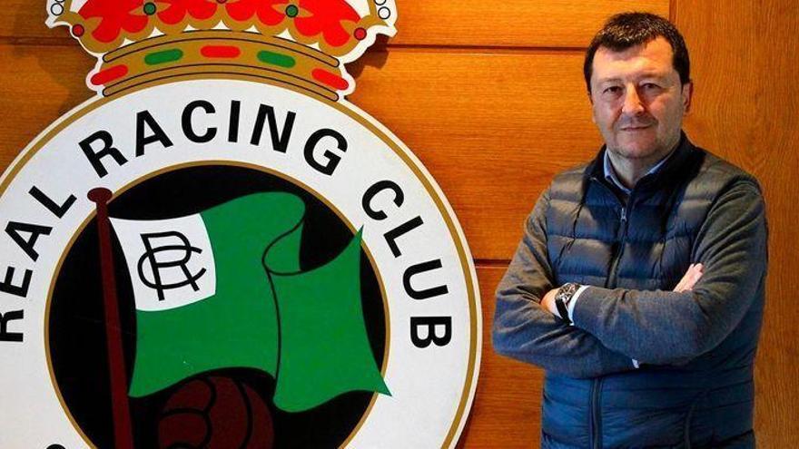 """""""Contamos con César Díaz para esta temporada"""", dice el director deportivo del Racing"""