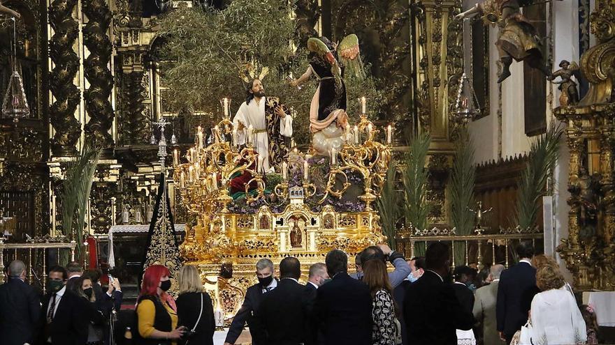 Domingo de Ramos - El Huerto