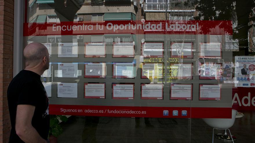 La pandemia redujo un 34,6% la oferta de empleo en la Comunidad