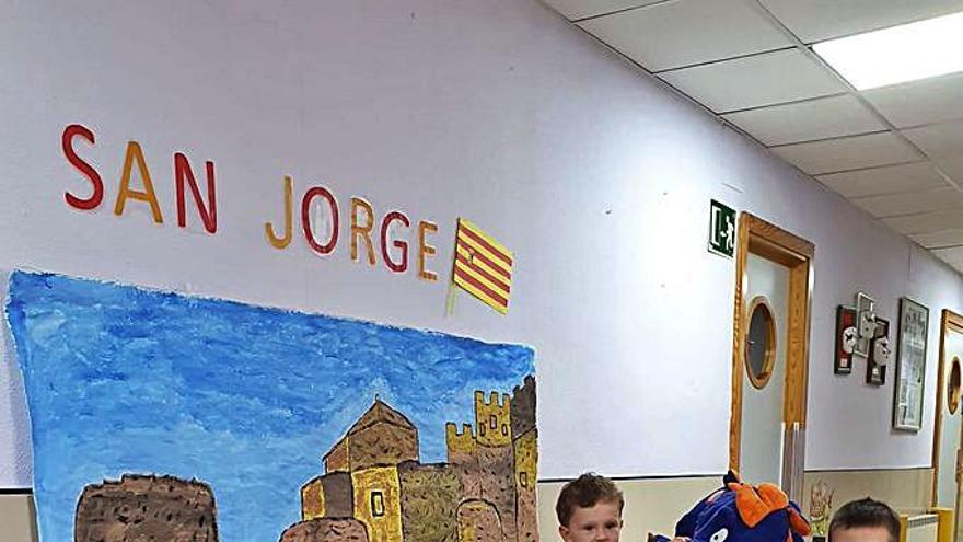 La cultura se adueña del día de San Jorge en Épila