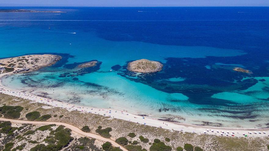 Formentera presentará en Fitur sus protocolos y espacios al aire libre para demostrar que es un destino seguro
