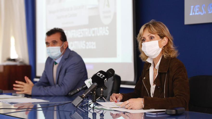 Córdoba recibirá la mayor inversión de Andalucía para la bioclimatización de colegios e institutos