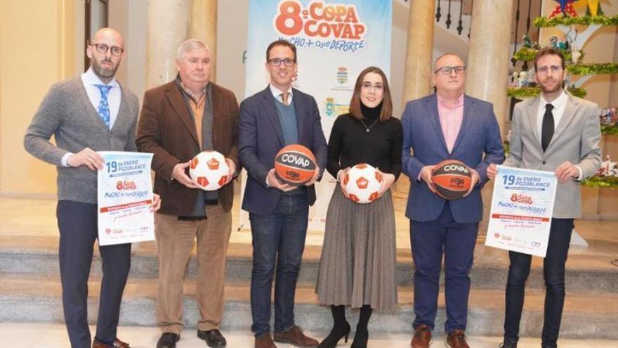 Pozoblanco ultima la organización de la fase provincial de la Copa Covap