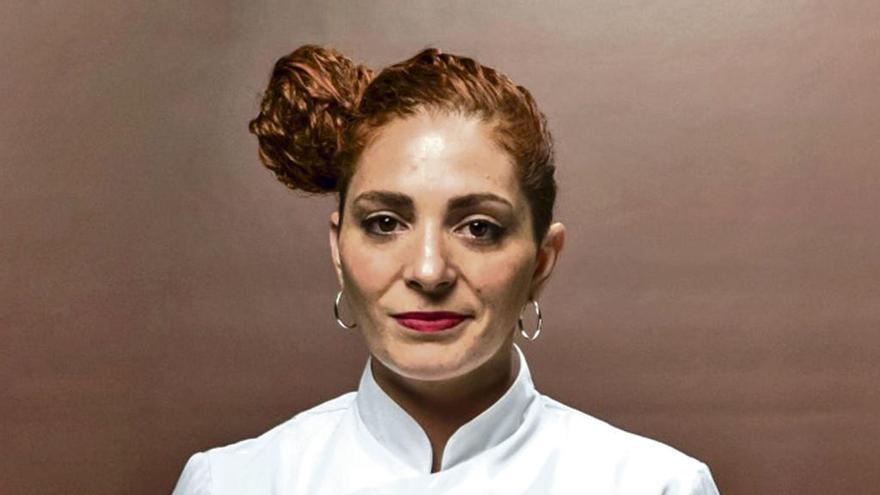 Melissa Herrera cocina sabores mediterráneos en la nueva edición  de 'Top Chef'