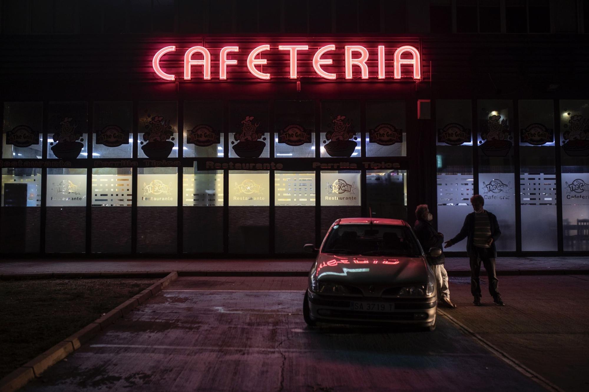 Zamora, vidas al límite: Transportistas, hosteleros y estaciones de servicio frente a las restricciones