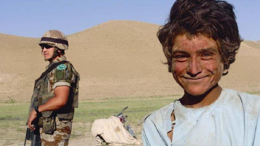 """La exposición """"Misión: Afganistán"""" llega a Alcañices"""