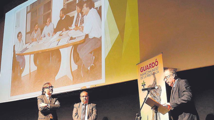 25 años de gobiernos comarcales