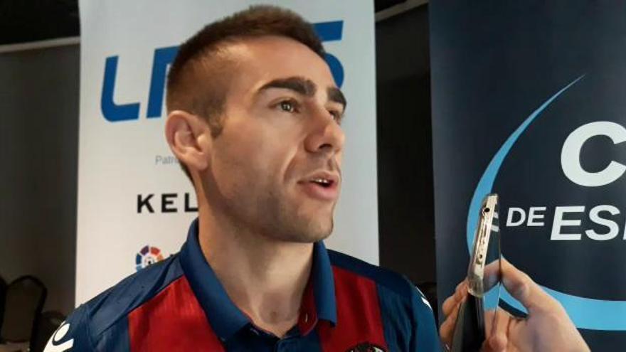 Cecilio valora al rival del Levante FS  en la Copa de España