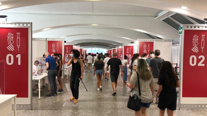 Cinco muertes y 355 contagios por coronavirus en la Comunitat Valenciana