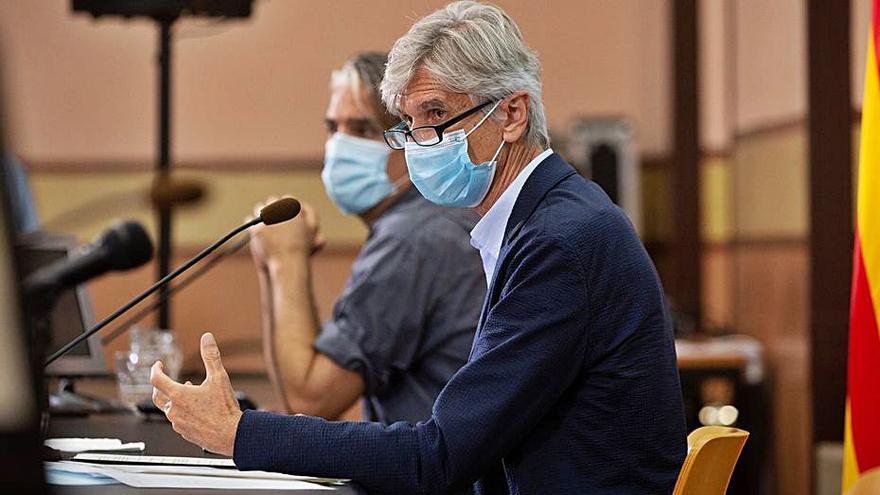 Argimon diu que «no és descartable» una sisena onada del coronavirus